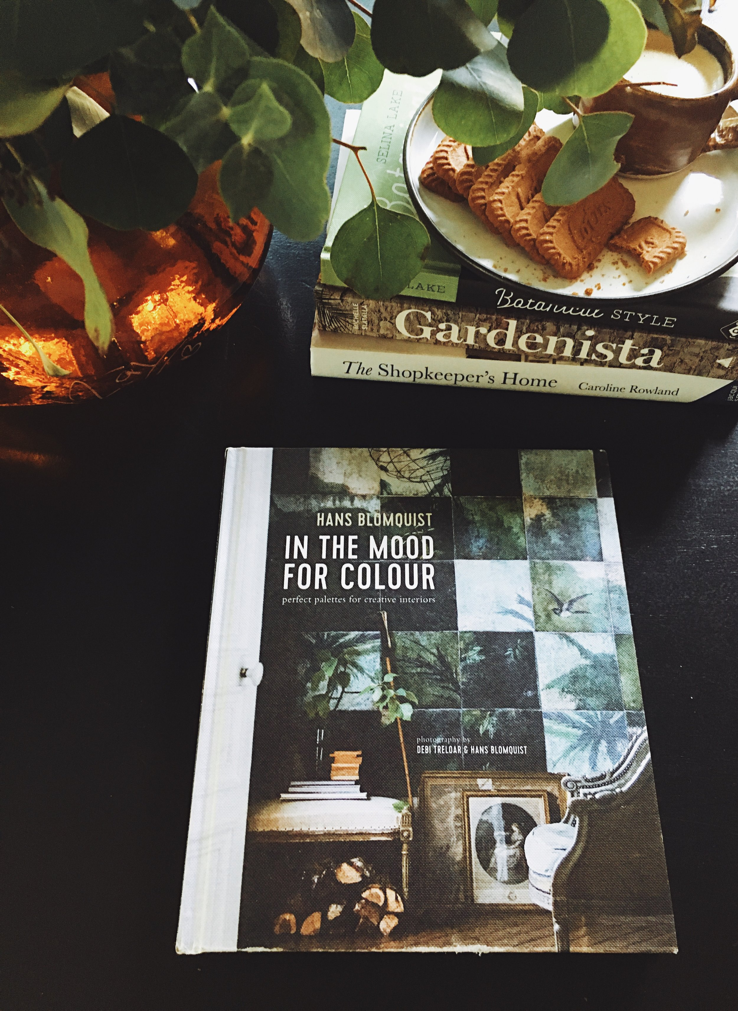 In the Mood For Color
