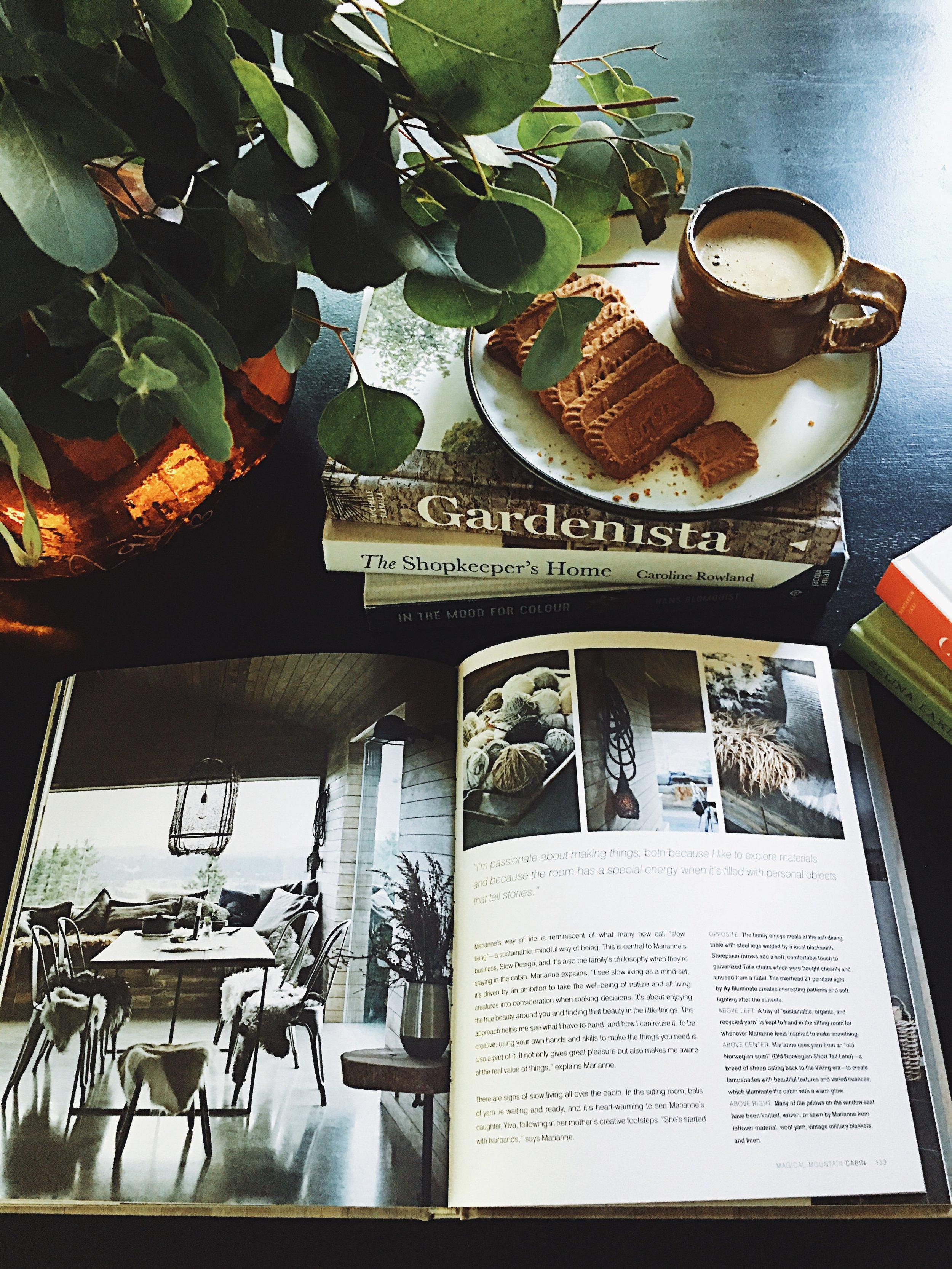 The Scandinavian Home by Niki Brantmark