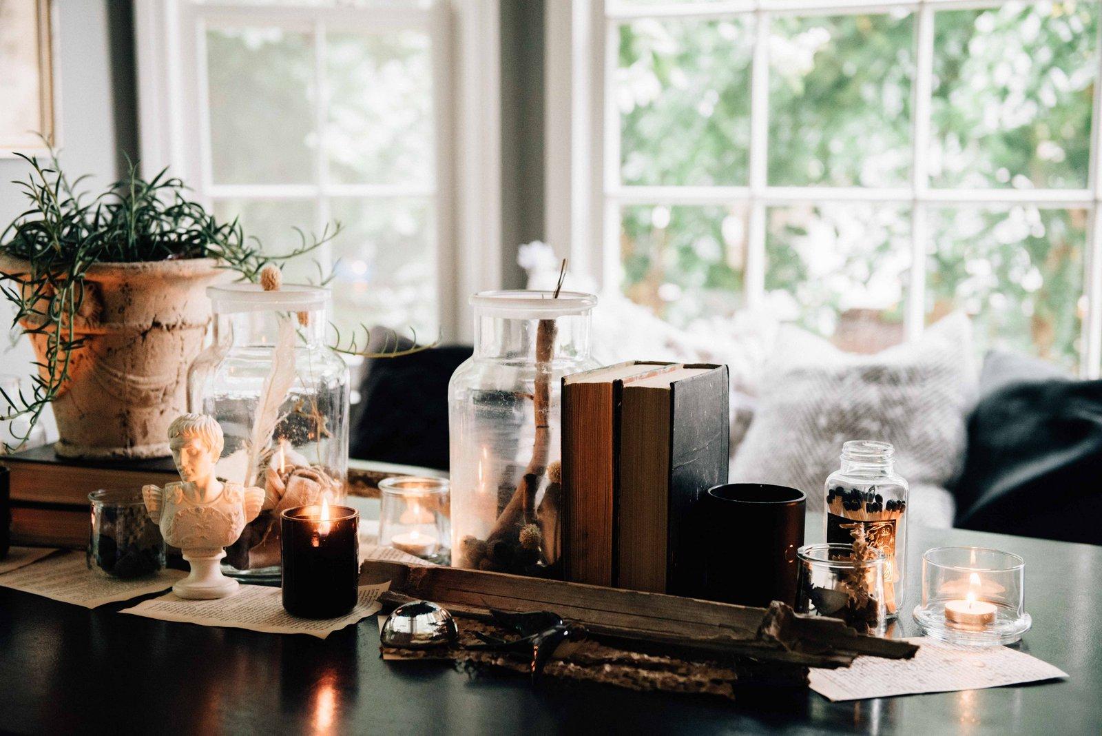 DIY Fall Jars - Time to Forage!