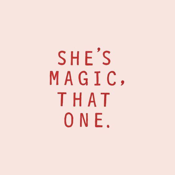 She's Magic