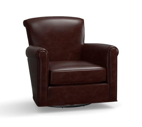 Leather Swivel