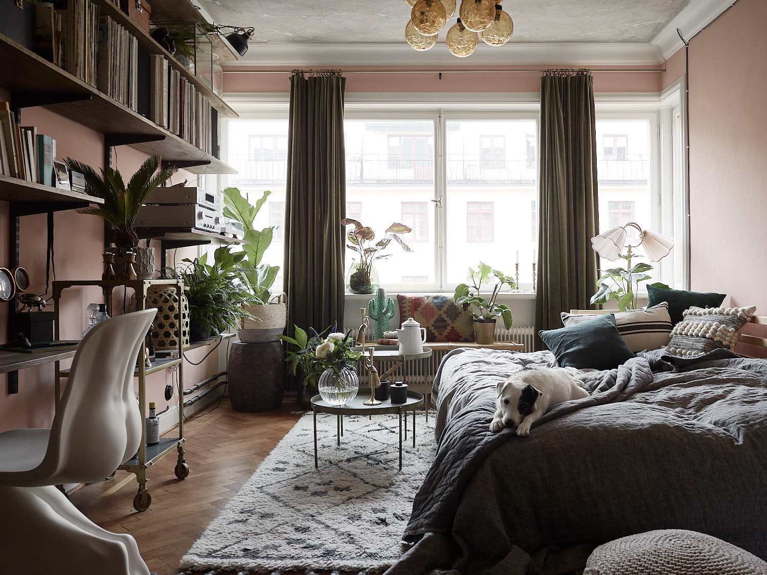 3. Plants are an Inexpensive Way to Fill A Room