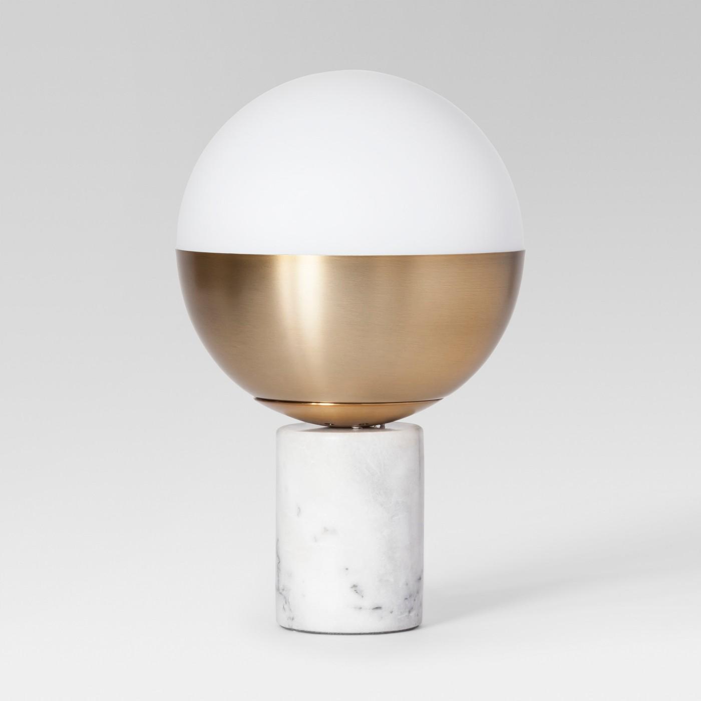 Marble Lamp $33