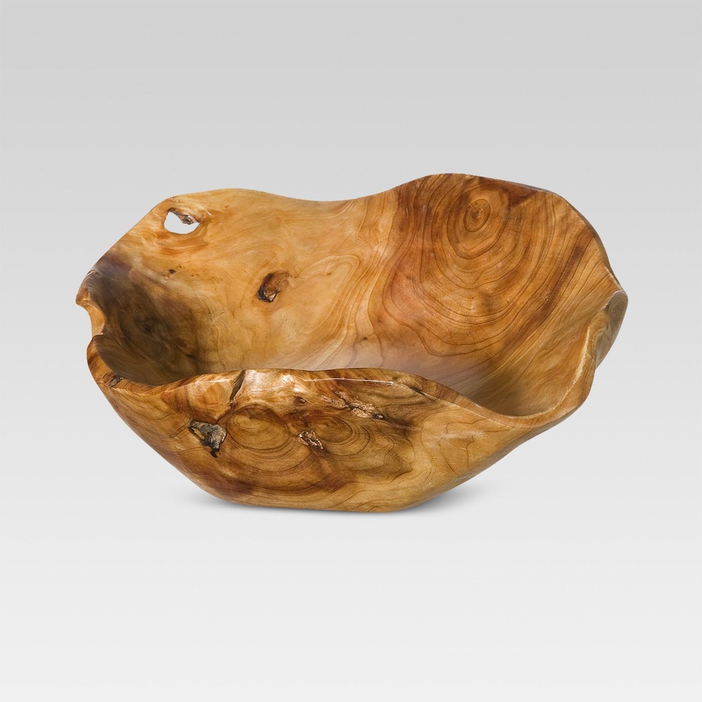 Wood Bowl $29