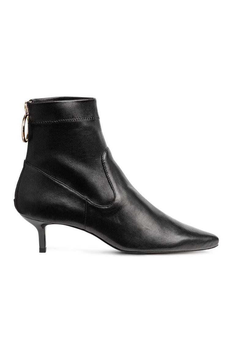 Leather boot $69
