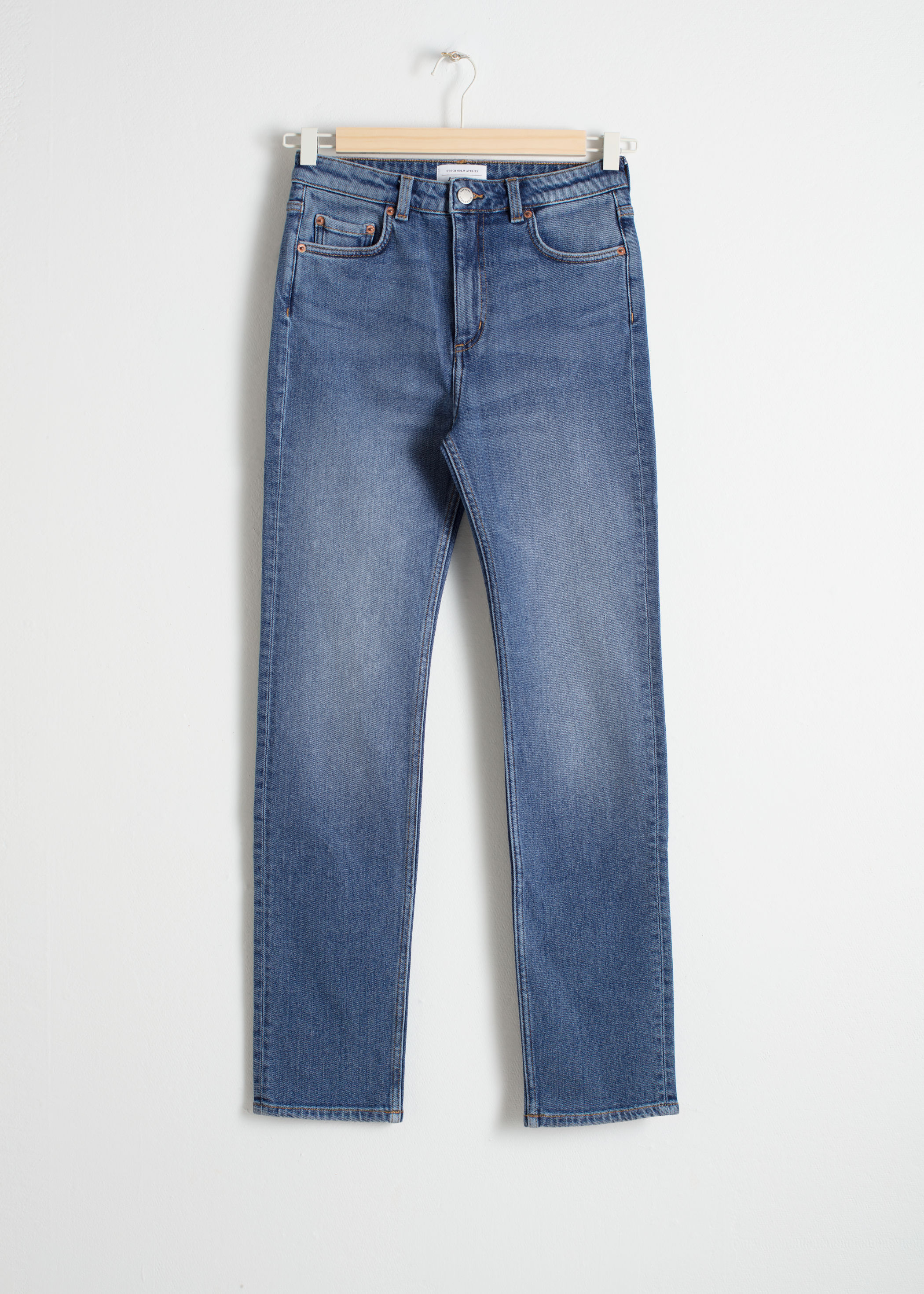 Straight Jeans $85