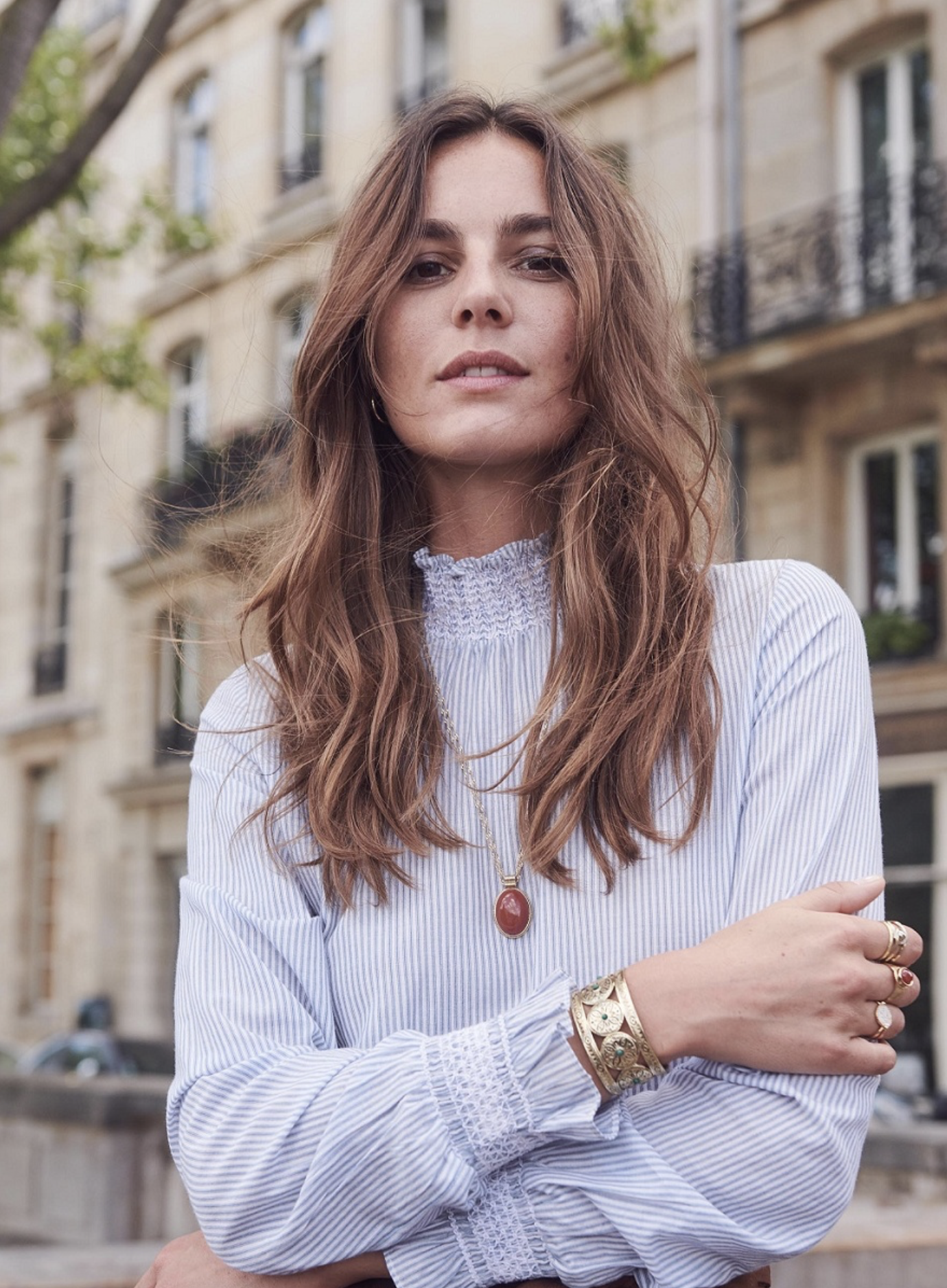 How to Dress Like The French :: Sezane Fall 2018 Look Book