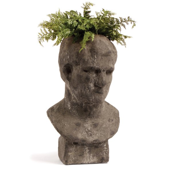 Bust Planter