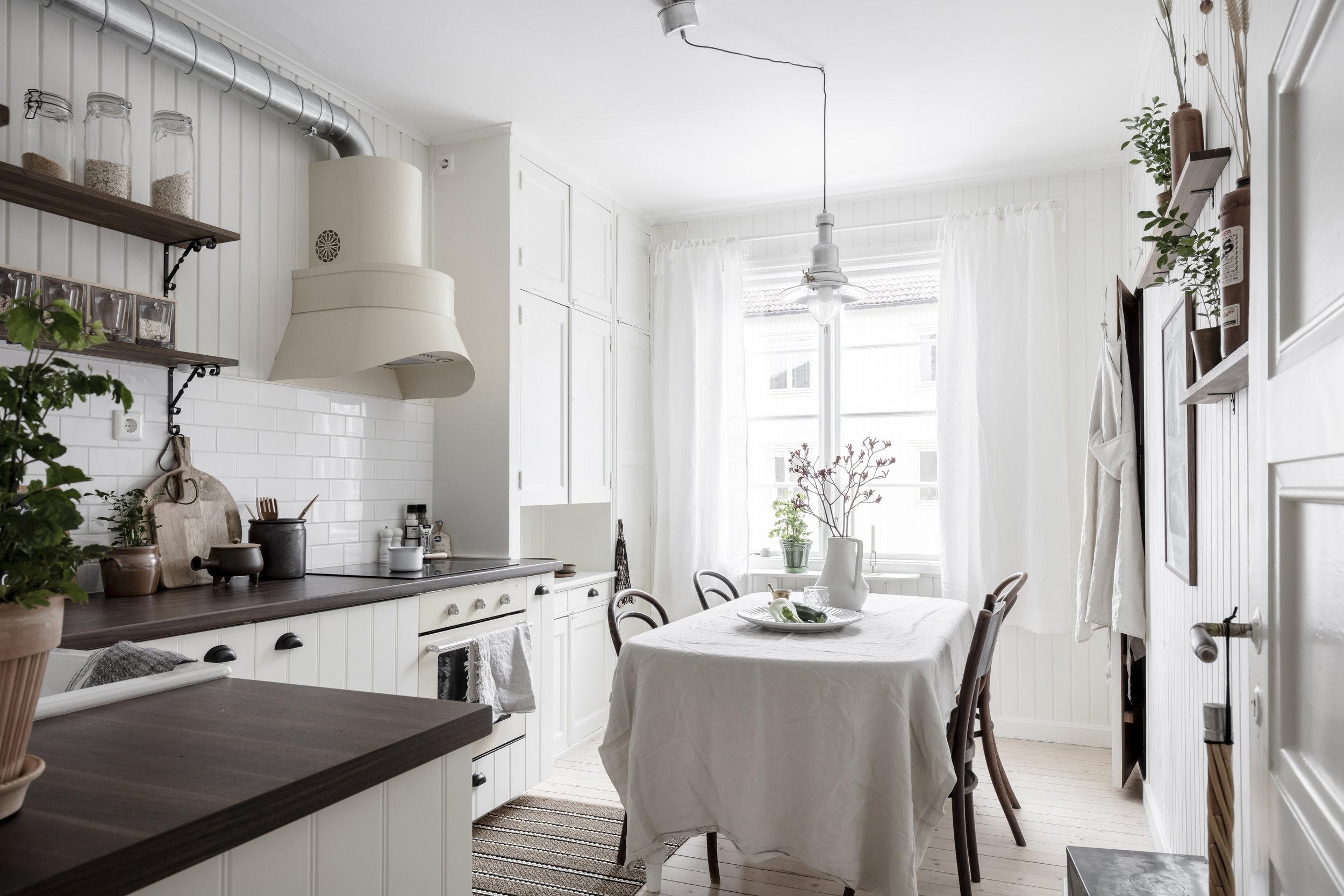Modern Cozy + Swedish Country -