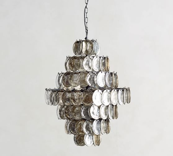 Mercury Chandelier $499