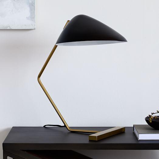 Curvilinear Lamp