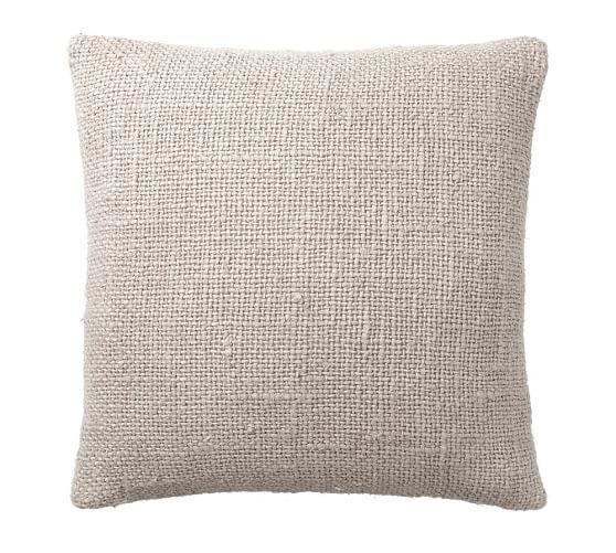 Flax Linen Pillow