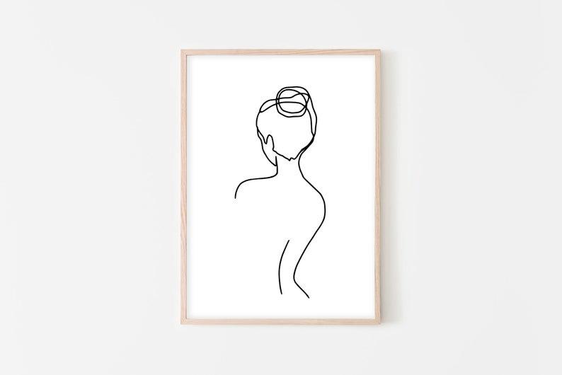 Minimalist Female $6