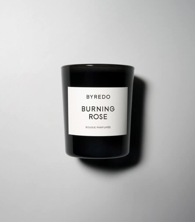 Burning Rose $43
