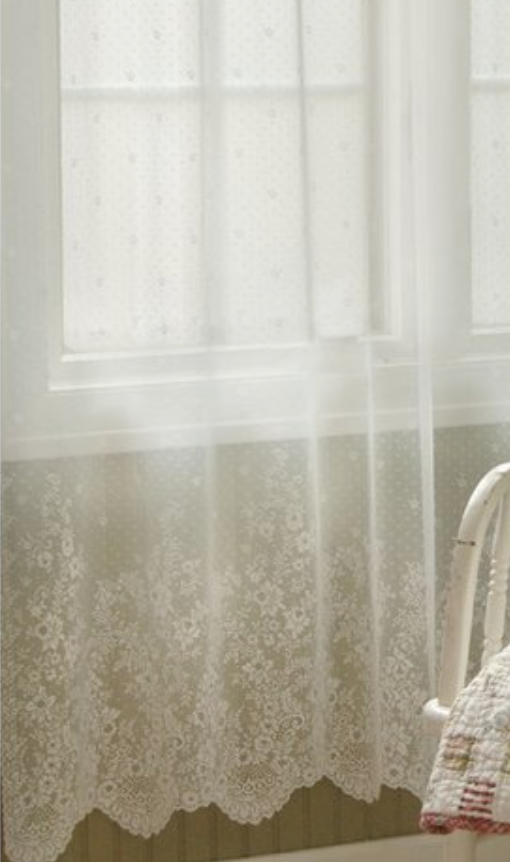 Lace Curtain $64