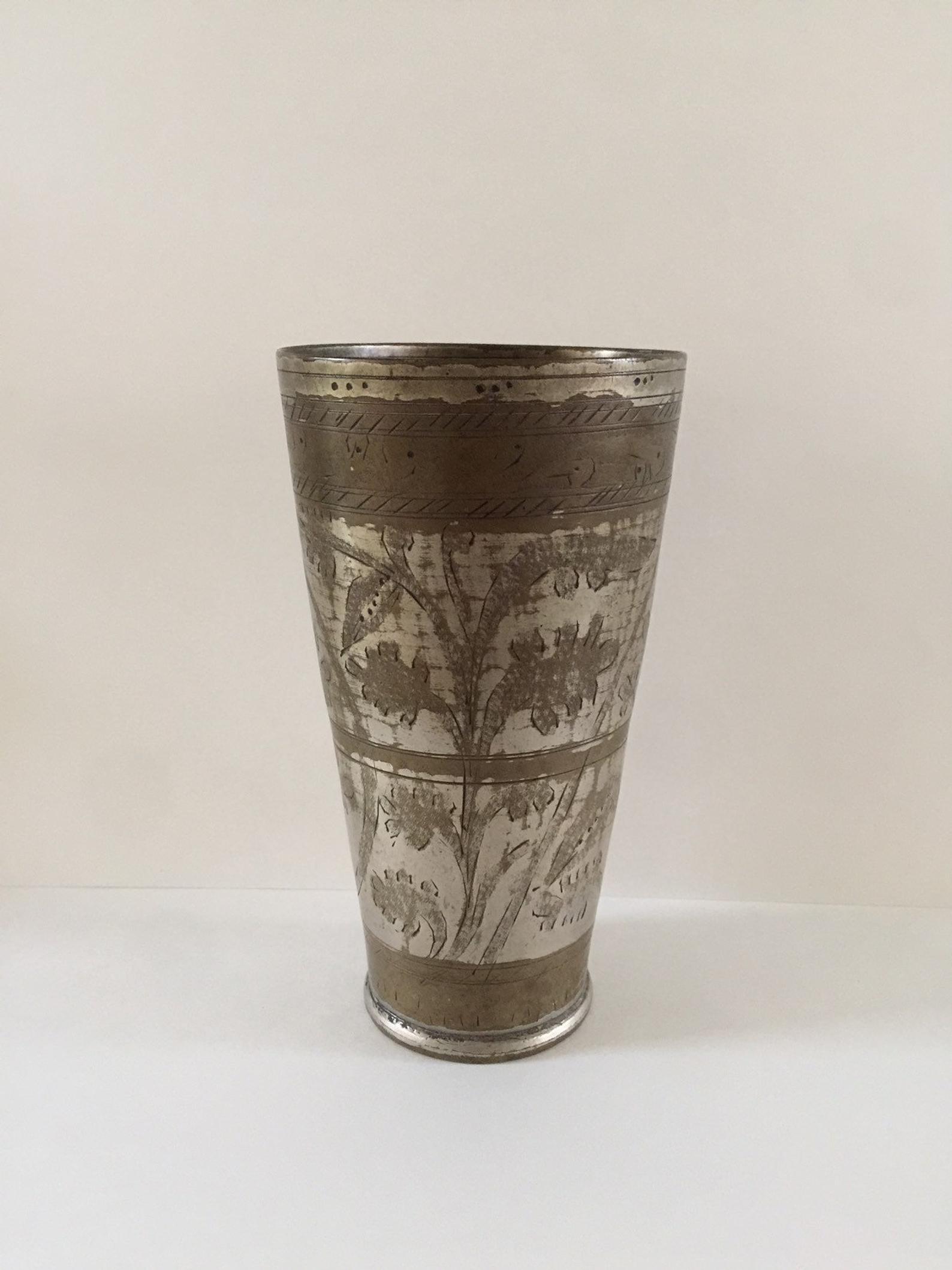 Silver Cup/Vase