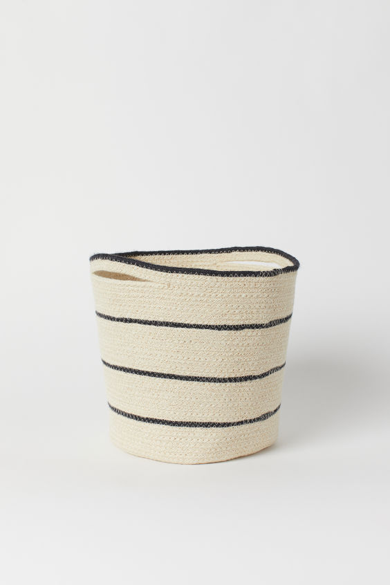 Jute Stripe Basket.jpg