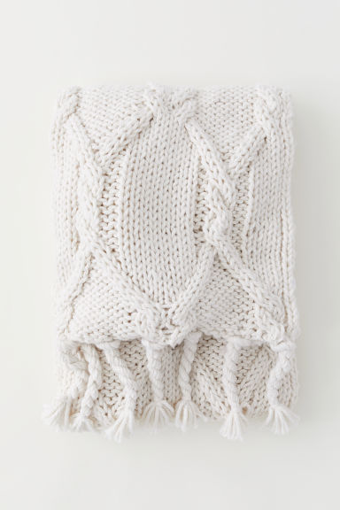 Our Fave Tassel White