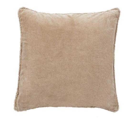 cappuccino pillow