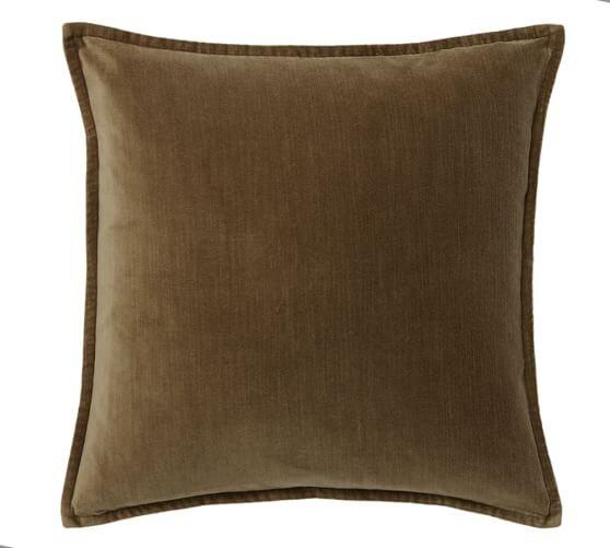 Mocha Pillow
