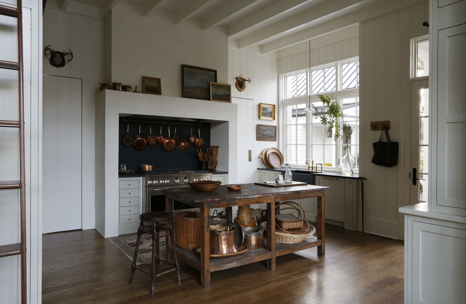 French Country Modern Kitchen House Of Valentina