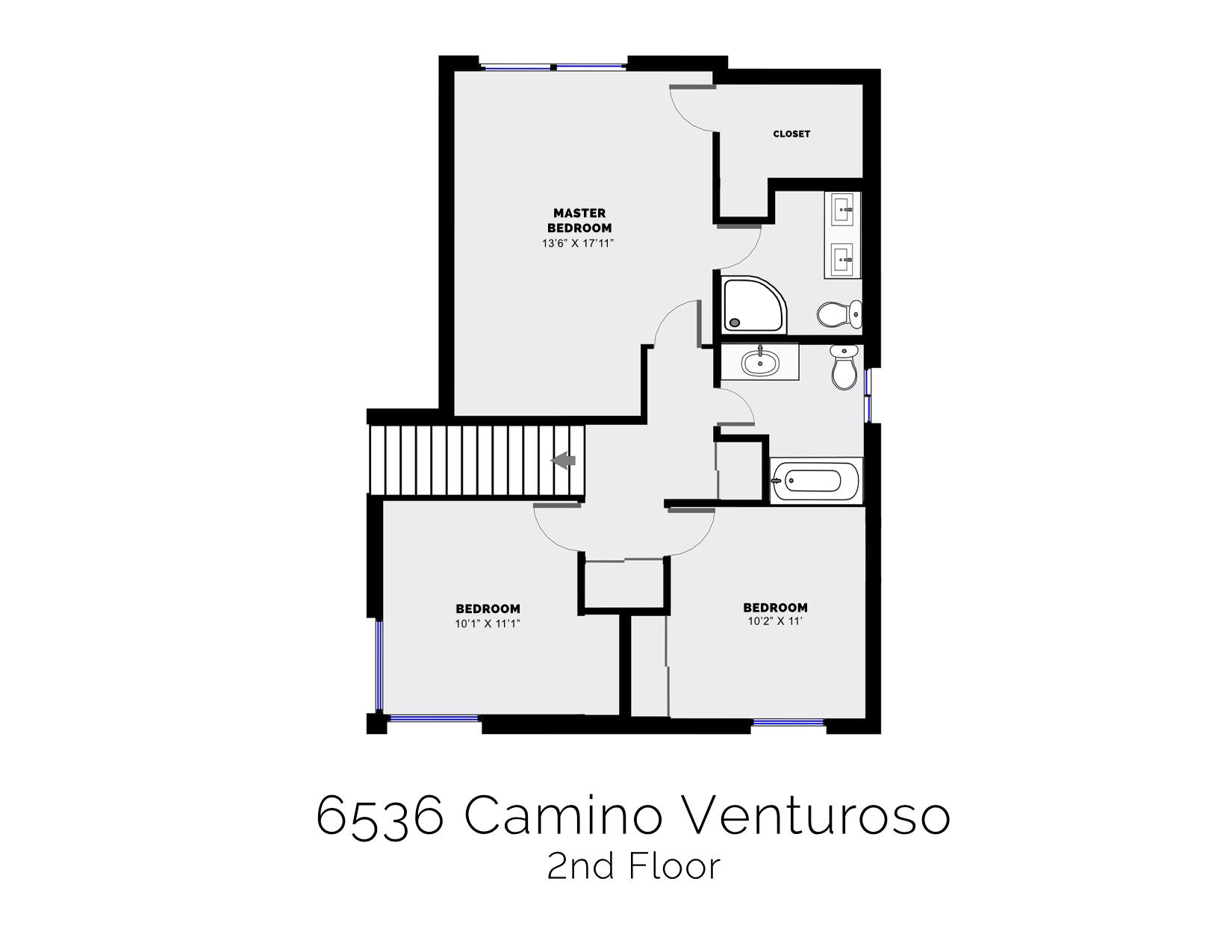 6536 Camino Venturosso 2nd Floor.jpg