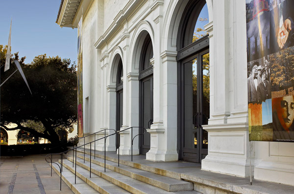 Santa Barbara Museum of Art - The mission of the Santa Barbara Museum of Art is to integrate art into the lives of people.