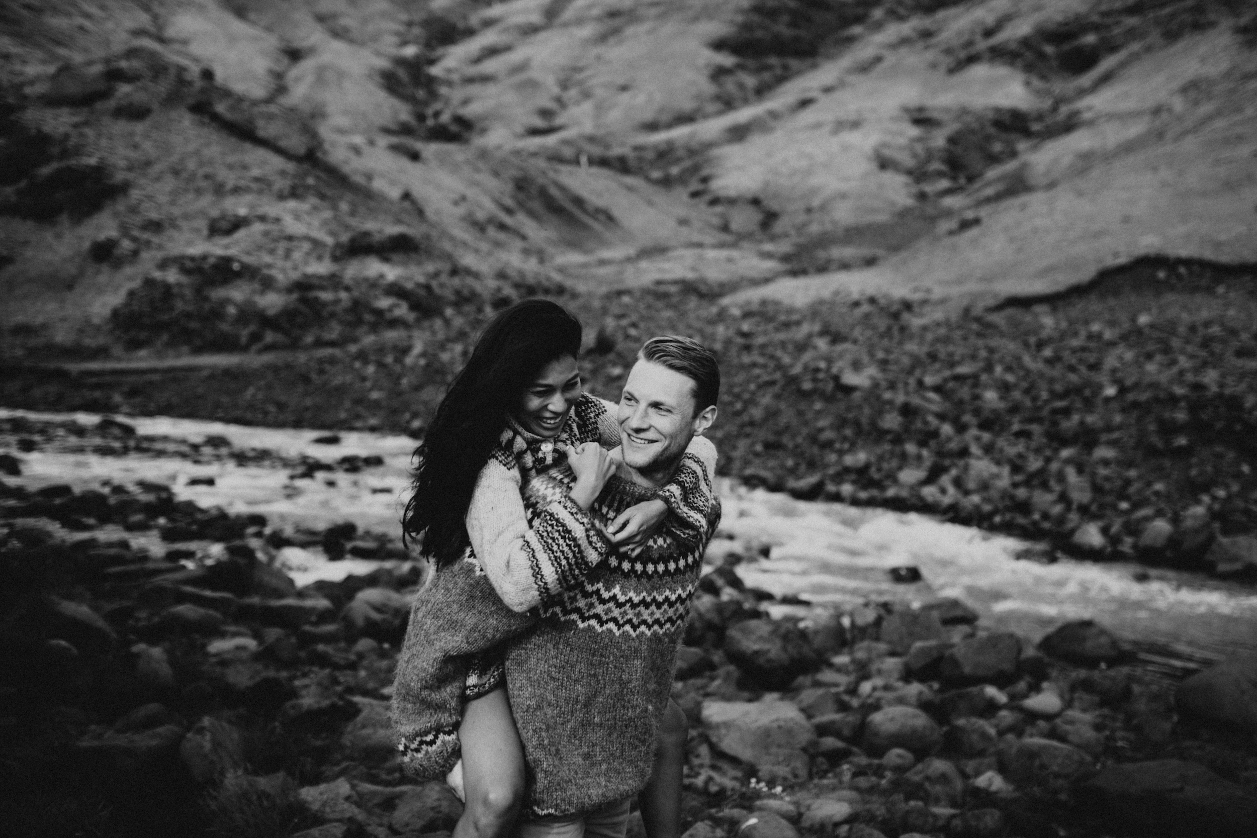 Black and white anniversary session in Iceland.jpg