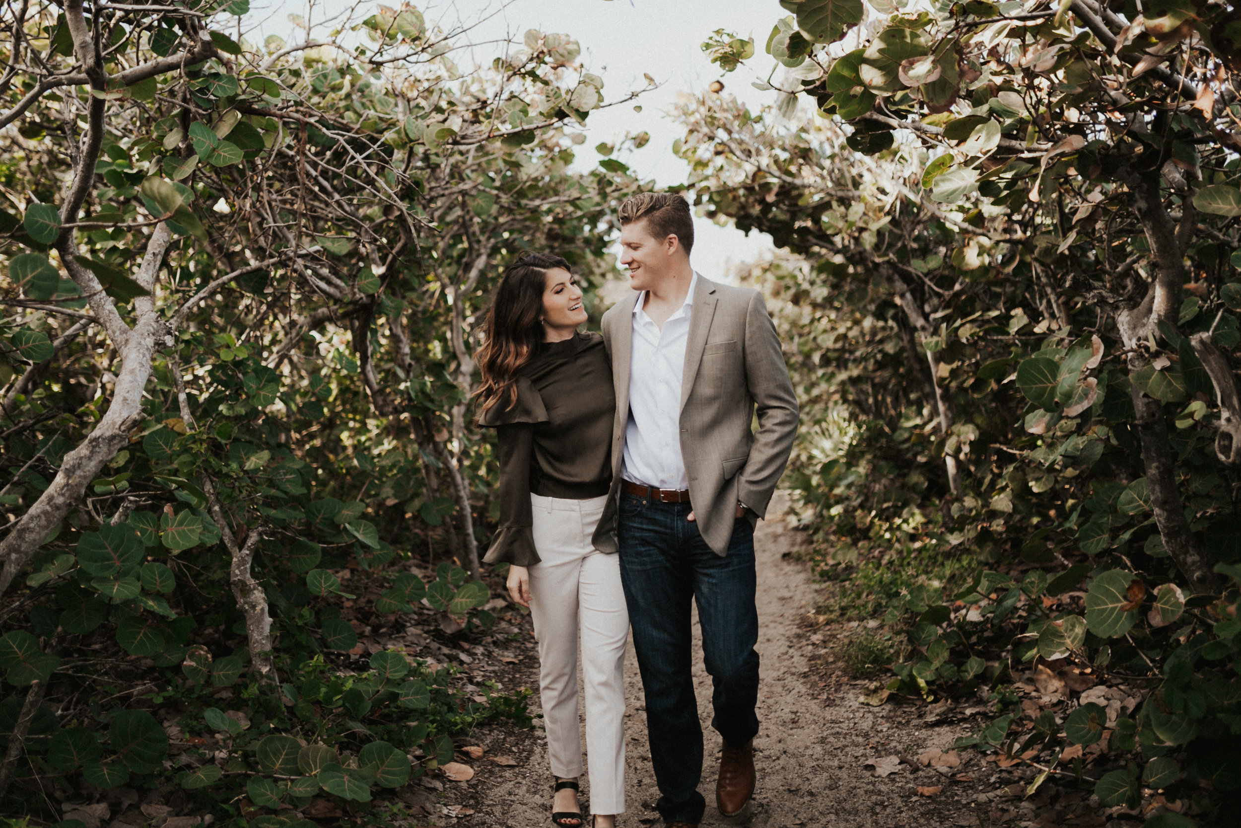 Stunning engagement session in south florida landscape.jpg