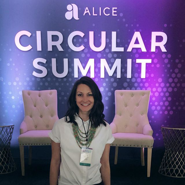 Last year, women launched 1,821 new businessesevery day—yet, starting your own company can feel overwhelming.  Organizations like @helloalice_com help entrepreneurs navigate the hurdles, avoid unnecessary mistakes and build a community to support them at each stage of growth.  I was able to witness it all IRL last week with 400+ incredible women at #circularsummit in Sonoma County.  As a mentor I chatted with entrepreneurs about their biggest business challenges and discussed ideas for overcoming them. But I also shared my experiences, challenges and lessons learned.  These opportunities to connect with, guide, inspire and empower women and underrepresented founders mean the world to me.  What other events with similar missions would you recommend? . . . . . . . #girlboss #femalefounders #STEMfluencer #womenintech #inclusion #startups #mentor #remotework #newmajority #foundersforchange