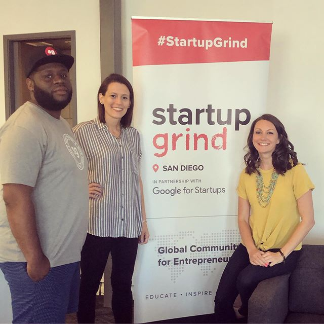 """Last night I had the opportunity to discuss our unique approach to Diversity & Inclusion for @startupgrindsandiego at @ivystreetco. . As a fun bonus, the conversation was moderated by @rvgauvin who I have known for 10+ years. . A big """"thank you"""" goes out to @luisitothe_entrepreneur who invited me to speak and is proactively working to build a more inclusive startup community in San Diego. If you're in the area definitely check out one of his @_wethaplug events soon. . . . . . . . . #diversityandinclusion #startups #femalefounder #bethechange #womenintech #sandiego #sandiegostartups #startupgrind"""