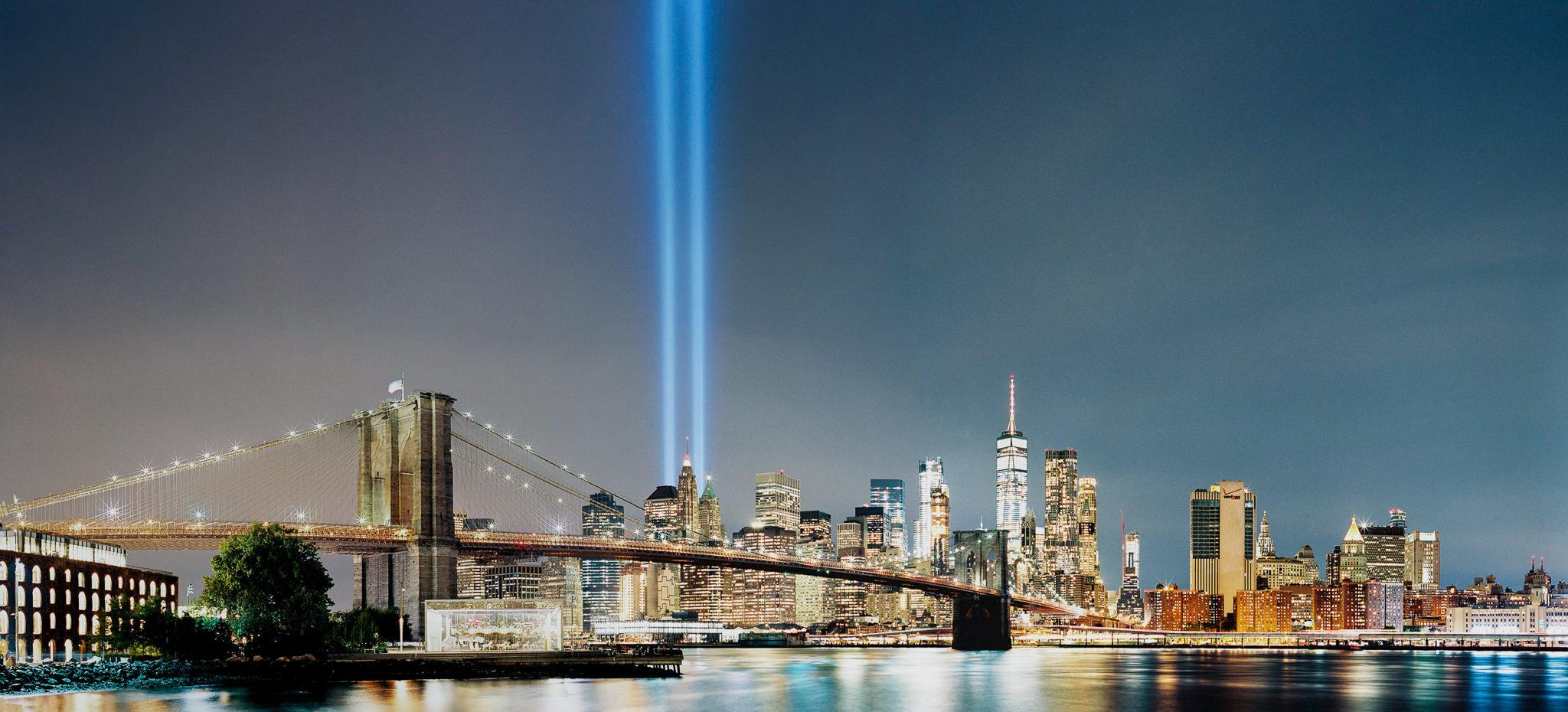 911 Light Tribute Pano Hasselblad 501cm Portra 400.JPG
