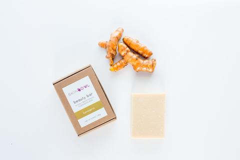 Turmeric Beauty Bar for All Skin Types