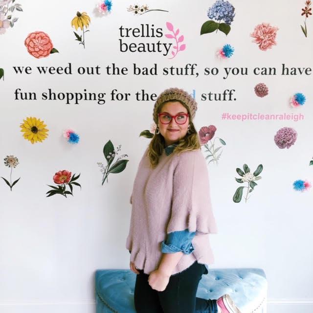 Tracy Trellis | Owner Trellis Beauty