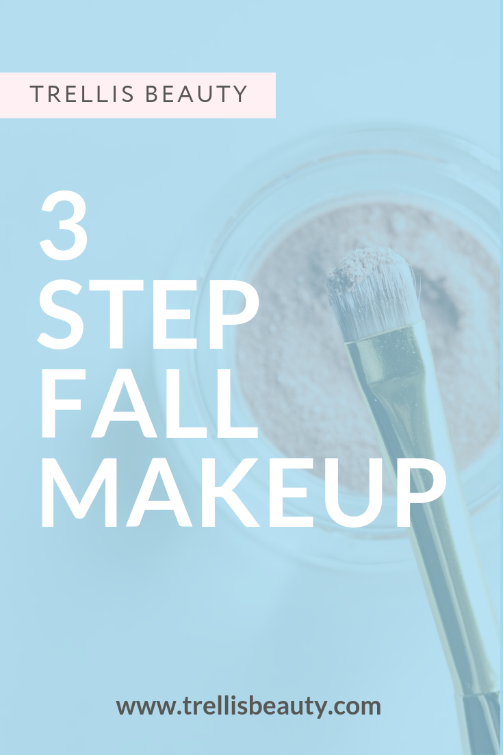 As we shift our wardrobe from Summer to Fall, our makeup should transition also! Aesthetician and clean beauty expert, Jade Myles, shares her simple three step process for transitioning your clean beauty routine from Summer to Fall. #cleanbeauty #cleanmakeup #naturalmakeup #fallmakeup #fallfashion