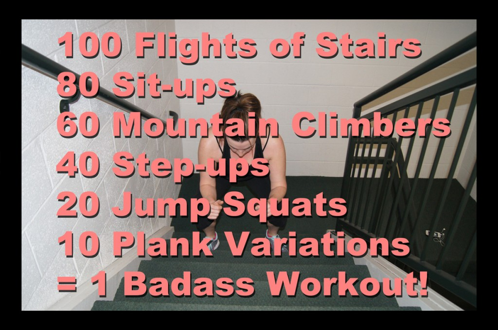 Stairway-Workout