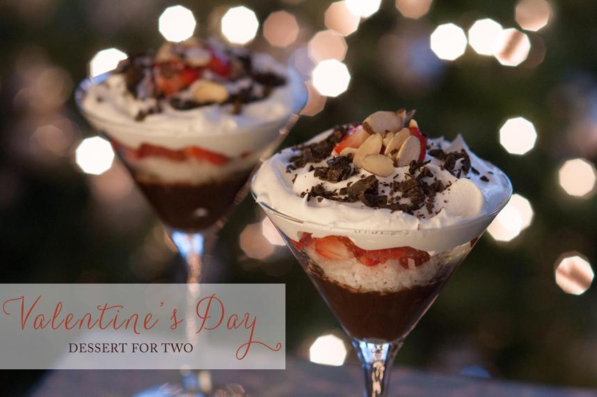 Valentines-Dessert