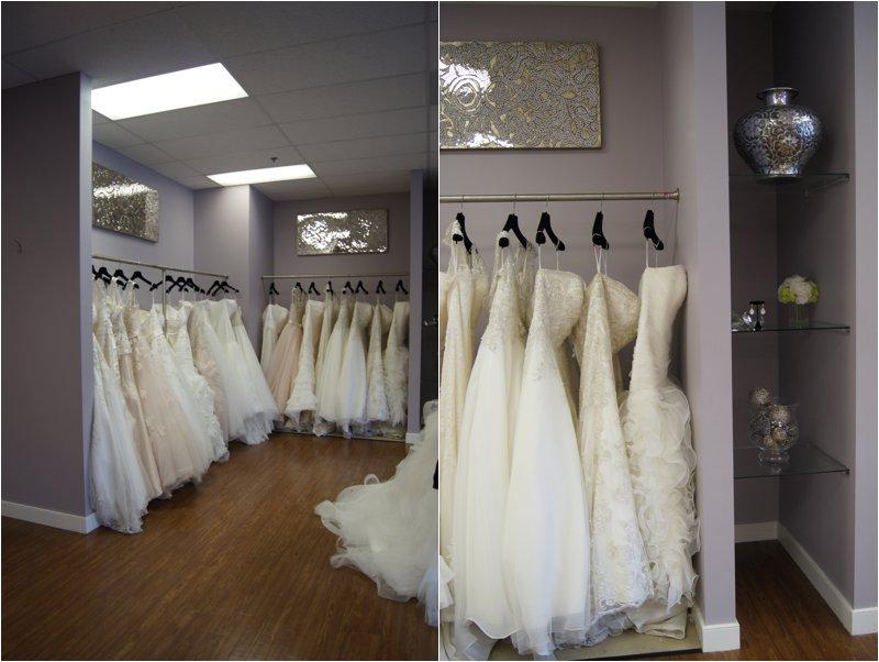 curvaceous couture bridal