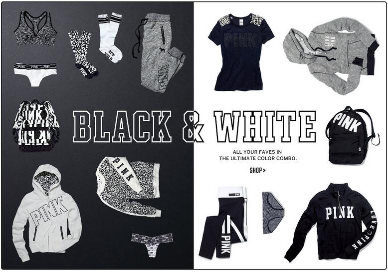 Victoria Secret Black & White Collection