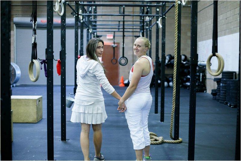 CrossFit Wedding