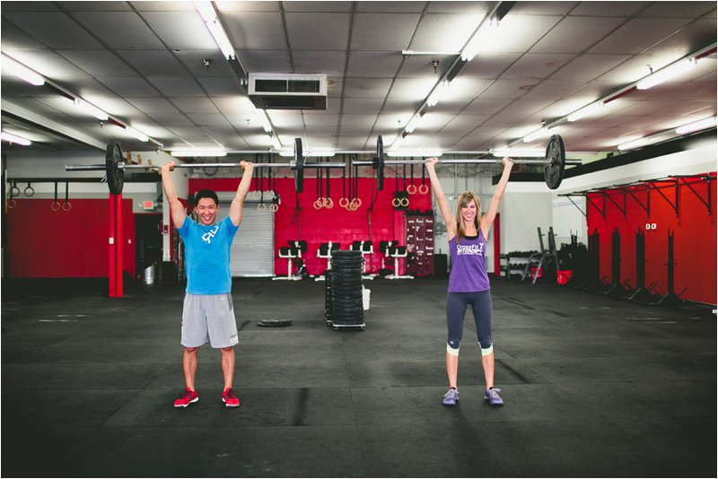 CrossFit Engagement Shoot