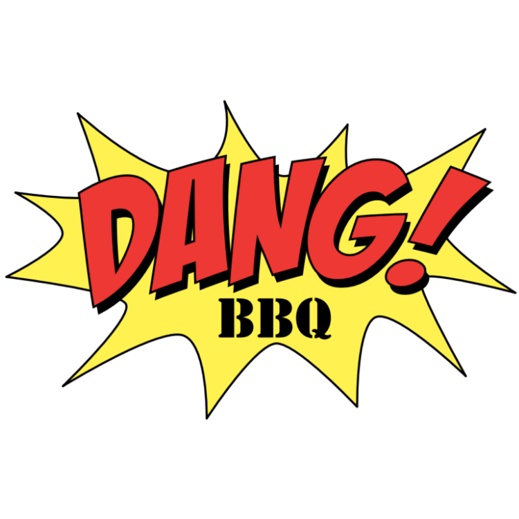 Dang BBQ - Their Academy Award Worthy Sammich Menu is not for the casual snacker. These Sandwiches are two handed monsters. In fact, they're so big they felt they belonged on the big screen. Their menu features hits like