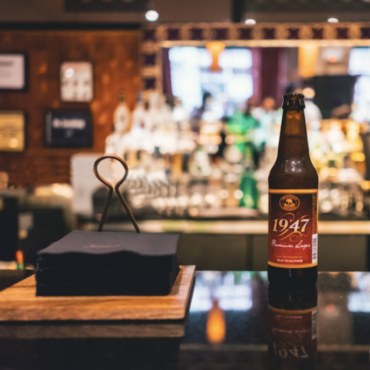 1947 Indian Craft Beer - They set out to create a beer that would really compliment Indian cuisine and help them celebrate the culture, and they ended up with a beer that not only does that, but it tastes so good it's appealing to beer drinkers everywhere!