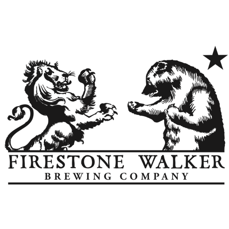 Firestone Walker - Funny how brothers settle things the old fashioned way. Try brothers-in-law. Who own a brewery together. David, AKA The Lion, and Adam, AKA The Bear, may battle, epically at times, but at least neither ever forget it's for the love of beer