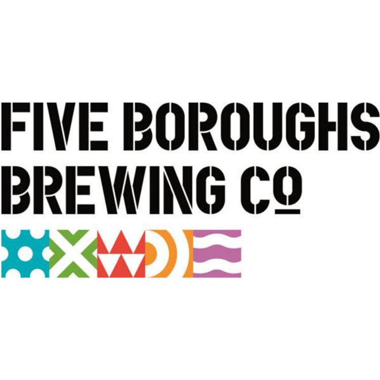 Five Boroughs Brewing Co - Five Boroughs Brewing Co. is part of this evolving landscape, creating great beer while focusing on quality, community, and authenticity. Five Boroughs embraces a culture of craft brewing that cares just as much about the product inside the glass as the people who drink it.