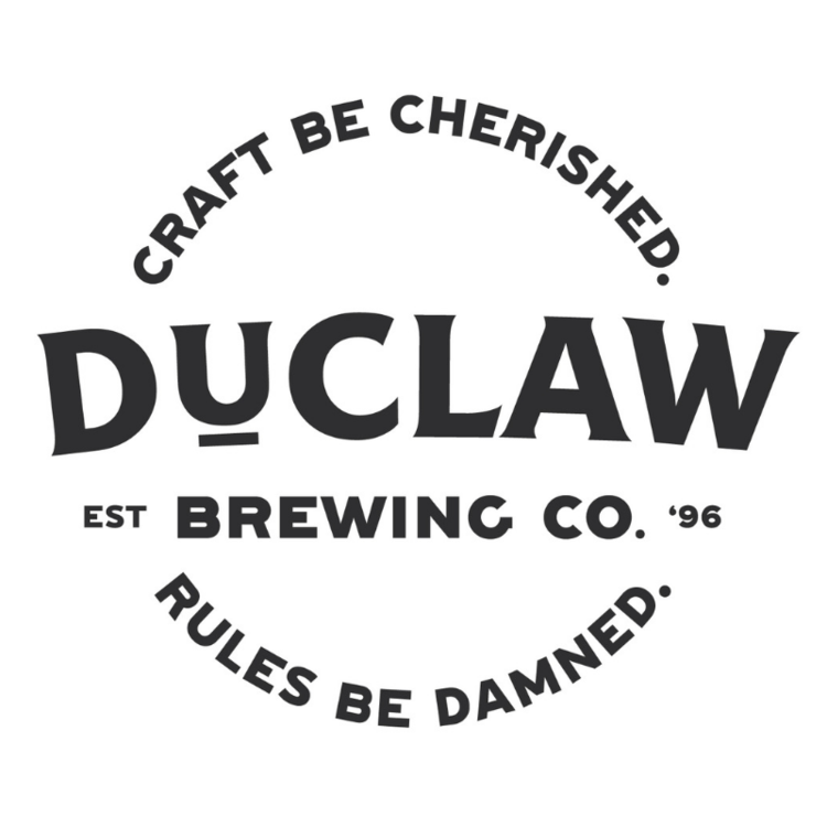 DuClaw Brewing Co. - They consider the art of beer making sacred. With more than 30 distinguished microbrews, ranging from Double IPAs to Barley Wines to Sours and beyond, they deliver on what they promise. If the label says Double IPA, then a Double IPA is what you're drinking – and a damn good one, too!