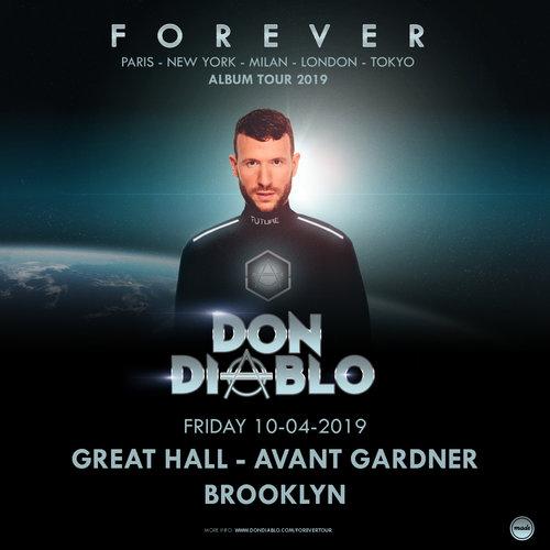 Don Diablo — Avant Gardner | Brooklyn Music Venue, Nightclub & Event
