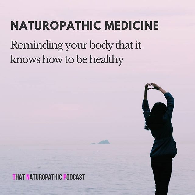 "This was emotional for me to write. This is the beautiful medicine that I have the honour of practicing. Forever a humble student, Dr. Kara Ps want to learn more? Join us over @thatnaturopathicpodcast  repost via @instarepost20 from @thatnaturopathicpodcast ✨Have you ever stopped to think of what a miracle your body is? Your heart beats, your lungs expand, you experience joy. ⁣Perhaps along the way, you've lost faith in it. ⁣Perhaps it's letting you down. ⁣We use words like ""fight"" or ""battle"" to ""beat"" disease. ⁣We look externally, for medicines, for doctors to heal us. ⁣But what if your body already knew how to do that? A central intelligence, a way of knowing how to be healthy, an innate ability to heal itself, to restore health? ⁣What if all you have to do is get out of it's way? May we introduce you to Naturopathic Medicine. ✨ ⁣ #vitalism #vis #naturopathicmedicine #beautifulmedicine  #health #youareamiracle ⁣#vismedicatrixnaturae #rethinkhealth #spiritinmedicine #getoutofyourownway"