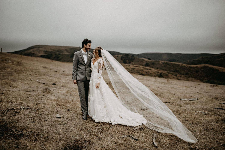coastal wedding venue california wine country