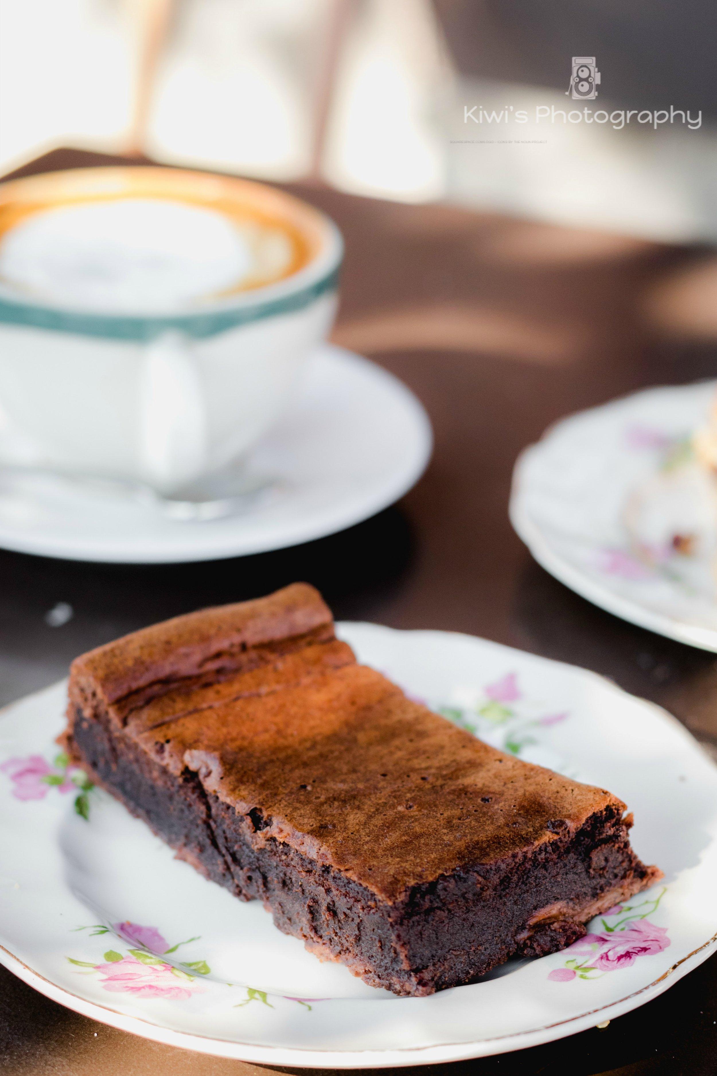 Union Street Kitchen Cafe, Ottawa - Brownie